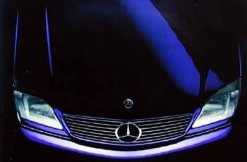 Mercedes-benz Original 1994 S 600