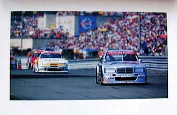 Mercedes-benz Original 1995 Amg C-klasse