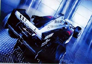 Mercedes-benz Original 2000 Formel 1