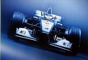 Mercedes-benz Original 2001 Formula West
