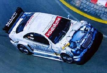 Mercedes-benz Original 2003 Dtm Thomas