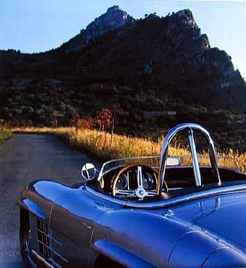 Mercedes-benz Original 2003 300 Sls