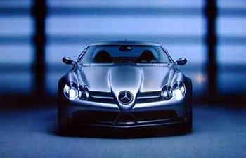 Mercedes-benz Original 2003 Vision Slr