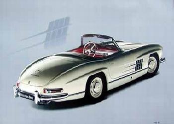 Mercedes-benz Original 2004 300 Sl