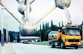 Mercedes-benz Original 2004 Atego Commercial