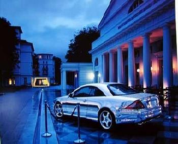 Mercedes-benz Original 2004 Cl Coupé