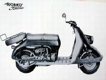 Heinkel Tourist Motorroller
