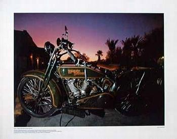 Harley Davidson 1916