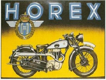 Horex Sb 35 Motorcycle