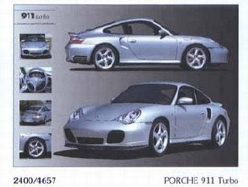 Import Porsche 911 Turbo