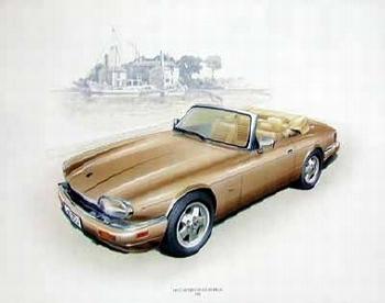 Jaguar Original 1994 Convertible