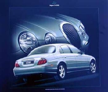 Jaguar Original 1999 S-type