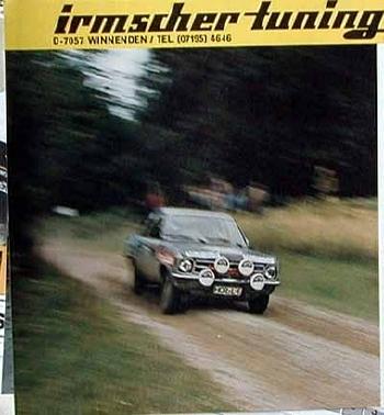 Irmscher Tuning Opel
