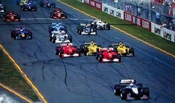 Lista Original 2001 Start F1