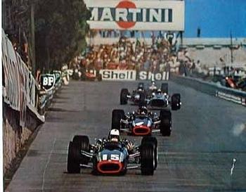 Martini International Club-print 1969 Grand