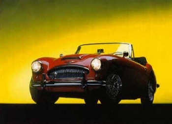 Austin Healey 3000 Mk