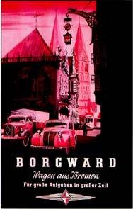 Borgward About 1948