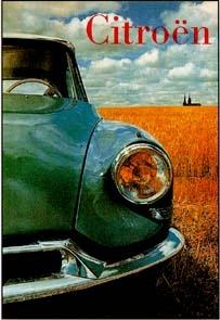 Citroen Ds 19 1958