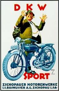 Dkw Advertisement 1926