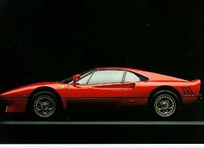 Ferrari 288 Gto Automobile Car