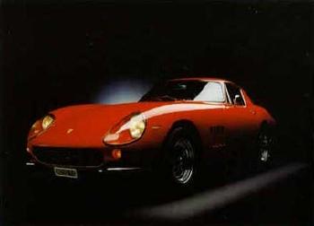 Ferrari 275 Gtb Automobile Car