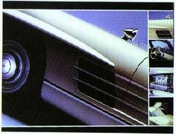 Mercedes 300 Sl Details