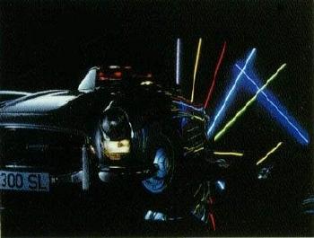 Mercedes Benz 300 Sl Neon