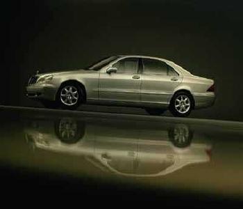 Mercedes Benz S-klasse Mb W