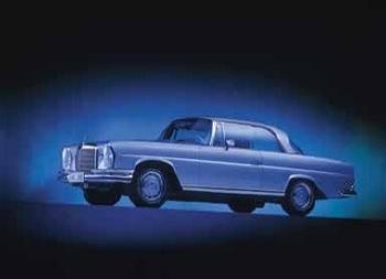 Mercedes-benz 280 Se Coupé Dreamcars