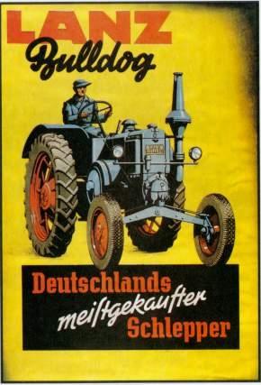 Lanz Bulldog 1950