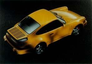 Porsche 964 911 Turbo 3