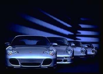 Porsche 996 Evolution