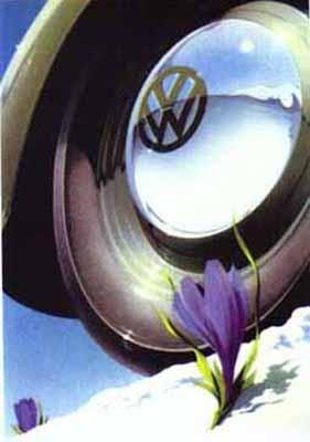 Vw Volkswagen Beetle 1959