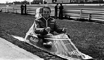 Niki Lauda, Ferrari 312b3, Grand Prix In Nivelles, Belgien 1974