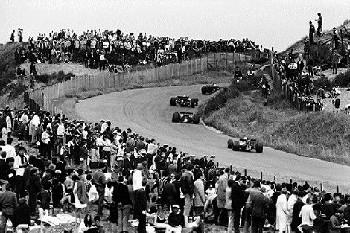 Dutch Grand Prix Zandvoort 1969