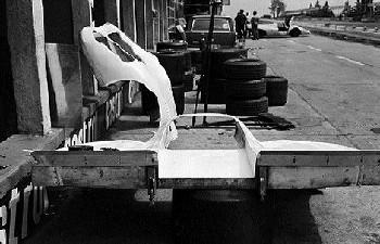 Porsche 917, Nürburgring Test 1970