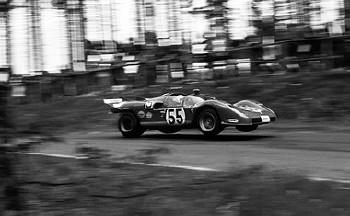 1000km Nürburgring 1970 - Surtees Vaccarella Ferrari 512s