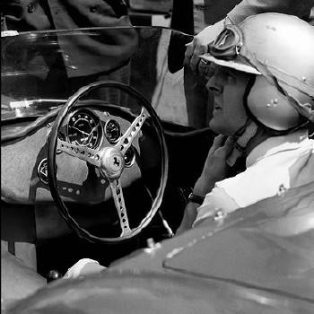 1000km Nürburgring 1960 - Wolfgang Von Trips Im Ferrari 250 Tr60