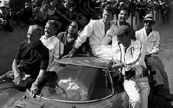 24h Le Mans 1965 - Ferrari 250lm Mit Rindt, Gregory Und Hugus