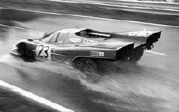 24h Le Mans 1970 - Attwood Und Hermann Im Porsche 917k