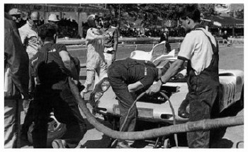 Jo Siffert Bei Der Targa Florio 1968