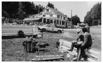 Spa 1973 Dieter Quester Bmw Csl