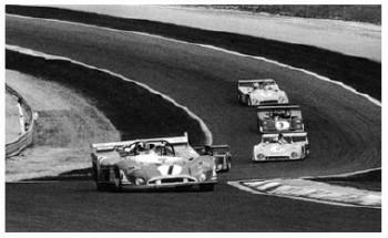 1000 Km Dijon 1973 - Matra Von Pescaralo/larrousse