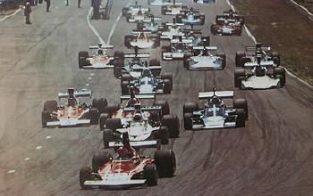Bilstein Original 1975 Grand Prix Niederlande 1974