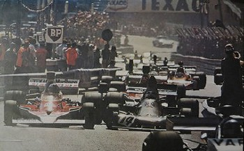 Bilstein Original 1975 Grand Prix Monaco 1974