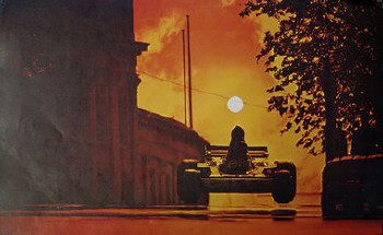 Bilstein Original 1975 Grand Prix Spanien 1974