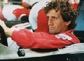 Foto Ayrton Senna Ca. 1990