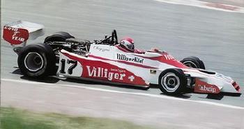 Formula 1 Original Poster 1978 Clay Ragazzoni Shadow Dn8 Ford