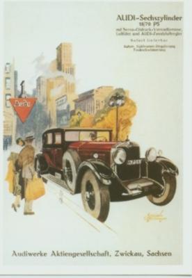 Audi Typ 18 M 1924-1927