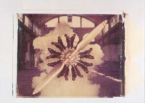 Bmw 132 A/e 9 Cylinder - Postcard Reprint